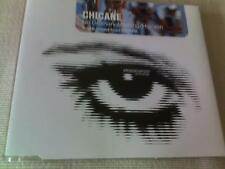CHICANE - NO ORDINARY MORNING/HALCYON - UK CD SINGLE