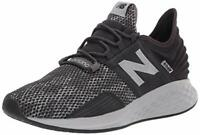 New Balance Men's Fresh Foam Roav V1 Running Shoe, Phantom/Raincloud, Size 7.5 7