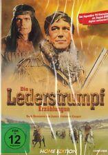 DIE LEDERSTRUMPF ERZÄHLUNGEN (TV-Vierteiler) 2 DVDs NEU+OVP