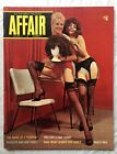 Affair+Vol+3+Number+1+A+Parliament+Magazine+1966+Nylon+Garters+Legs+