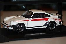 Porsche 911 Turbo 3,0L 1974 weiß 1:18 Norev 187541 neuwertig mit OVP