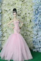 Gown Outfit Dress for Fashion royalty , nuface barbie silkstone by t.d.fashion