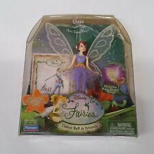 Disney Fairies Tinker Bell & Friends Bess Art Fairy - Sealed, Playmates 2006