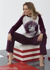 PIJAMA MUJER DISNEY Minnie Mouse MASSANA Pigiama Pyjamas Pajama Pyžama T./SIZE L