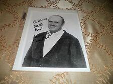 Bob Newhart Autographed 8x10 Photo