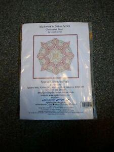Blackwork cross stitch kit