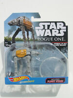 NEW STAR WARS ROGUE ONE HOT WHEELS STARSHIPS IMPERIAL AT-ACT CARGO WALKER NIP!