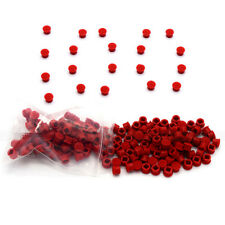 New 100pcs Track Point RED CAP SOFT DOME mouse for Lenovo IBM Thinkpad Laptop