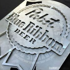 Pabst Blue Ribbon 3D Metal Wall Art