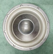 "MASSIVE ( UNKNOWN) VELODYNE ? 12"" REPLACEMENT SUB WOOFER W/ DOUBLE MAGNETS"