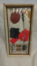 Dr John Littlechap Golf Outfit #1413. New In Package Remco
