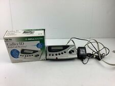 Vtg Bell South Ci79 Caller Id Display Unit With Call Waiting 75 Caller Id Memory