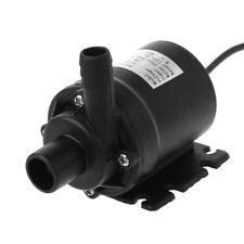 800L/H 5m Solar Brushless Motor Water Circulation Submersible DC 12V Water Pump