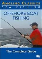 The Complete Guide To Offshore Boat Fishing - Various (NEW DVD)