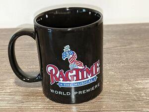 RAGTIME THE MUSICAL World Premiere Scott Joplin Theatre/Broadway Coffee Mug/Cup