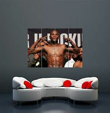 SPORT PHOTOGRAPH FLOYD MAYWEATHER  BOXER GIANT ART POSTER PRINT  WA486