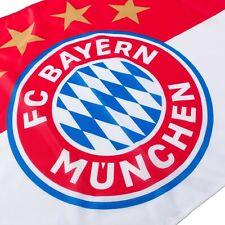 FC Bayern München FCB Fahne Flagge Banner Hissfahne offizielles Lizenzprodukt