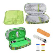 Insulin Ice Cooler Bag Pen Case Pouch Diabetic Organizer Medical Travel Portable