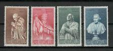 s32962 VATICANO 1958 MNH Canova 4v
