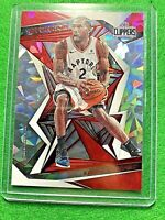KAWHI LEONARD CLIPPERS CHINESE NEW YEAR CRACKED 2019-20 REVOLUTION BASKETBALL