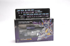 NEW ARRIVAL Reissued Transformers G1 OctaneTriple Changer Vintage In box