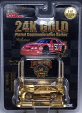Racing Champions 24K Gold Plated Ricky Craven #50 Chevrolet Hendrick NASCAR 50th