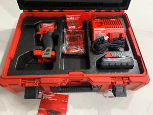 Milwaukee M18 Fuel Impact Driver & Packout & Battery & Charger