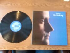1982 MINT-EXC Phil Collins Hello, I Must Be Going!  80035-1   LP33