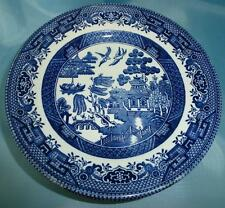 British Staffordshire Pottery Side Plates