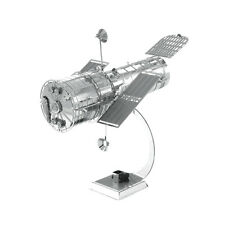 Fascinations Metal Earth 3D Laser Cut Steel Puzzle Model Kit Hubble Telescope