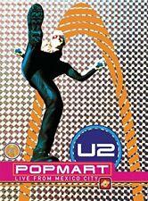 U2: Popmart - Live From Mexico City [DVD] [2007][Region 2]