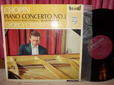 CHOPIN: Piano Concerto n°1 > Cziffra Rosenthal / Philips Hi-Fi Stereo Holland