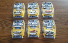 Jada Bigtime Muscle 1/64 Lot (6) New Sealed