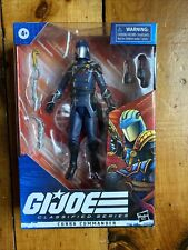 COBRA COMMANDER G.I. Joe Classified Series 6?Figure IN HAND Ships Fast