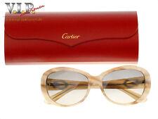 Cartier C-lunette gafas de sol glasses Sunglasses Occhiali + + estuche original