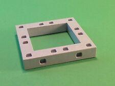 Playmobil escuela gimnasio placa gimnasio conector cuadrado 4324 4325 #f275