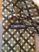 Tom Ford Men's 100% Silk Ties, Bow Ties & Cravats