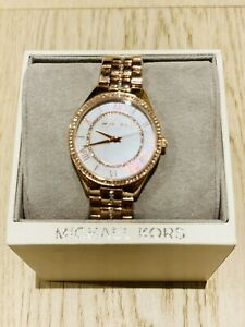 Michael Kors Lauryn Gold Watch MK3716