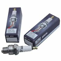 SET OF 4X BERU 14F-7DU Z63 SPARK PLUG PLUGS RENAULT MEGANE II 1.4 1.6 16V LPG