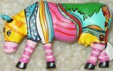 """ Boca Bovine "" 2001 Charakter Sammlerstück Kuh Parade Keramik 2 "" Pin"