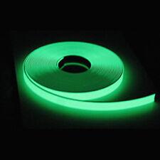 1 Roll - GLOW TAPE - 6 Hour Glow -  1/2 Inch X 150 Feet