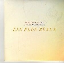 (CV43) Francois & The Atlas Mountains, Les Plus Beaux - 2011 DJ CD