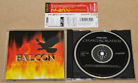 FALCON - CHARTSCRAPER, ORG 1996 JAPAN CD + OBI, MELODIC METAL, FREE SHIPPING!