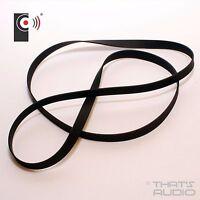 Fits THORENS Replacement Turntable Belt TD160 MkII TD160B MkII TD166 MkII TD165