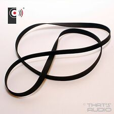 Fits THORENS Replacement Turntable Belt TD160 MkII TD160B MkII TD166 MkII TD165