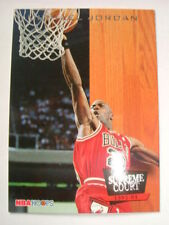 Michael Jordan Not Professionally Graded NBA Basketball Trading Cards