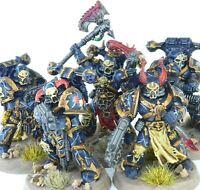 Warhammer 40k Night Lords Chaos Space Marines Kill Team