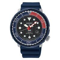 Seiko Prospex Padi Tune 46.7 mm Solar Stainless Steel Pepsi Watch - SNE499P1