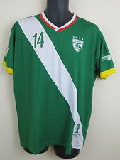 Castrol FC Football Shirt Soccer Jersey Top World Cup 2014 Trikot Maglia L Large