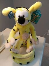 "APPLAUSE Marsupilami Plush 18"" WITH TAGS -1980's Walt Disney Co."